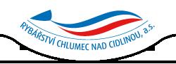 Logo společnosti Rybářství Chlumec nad Cidlinou, a.s.